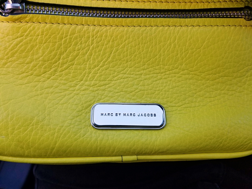 b59dd6a3411cb Marc by Marc Jacobs crossbody yellow bag! – Hippo Love